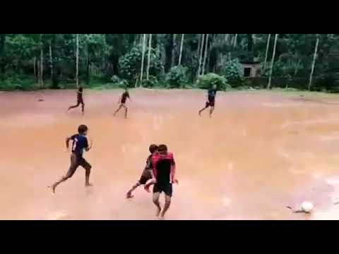 Mahroof Parappa | Original Video | Kerala Messi |  Young Viral Football Player | Kasaragod | Kerala