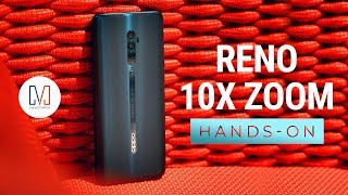 OPPO Reno Hands-On: Who Needs 10x Zoom?