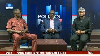 2019 Election Guidelines: INEC Reacts As PDP, SNP Outline Grey Areas Pt.1 |Politics Today|
