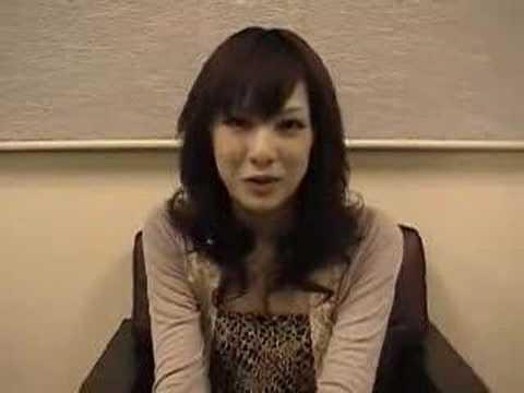 北川景子が関西弁でメッセージ