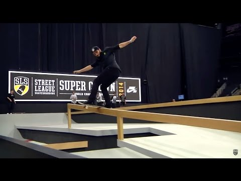 Street League 2014: MONSTER ENERGY'S MAKIN' THE CUT – MATT BERGER