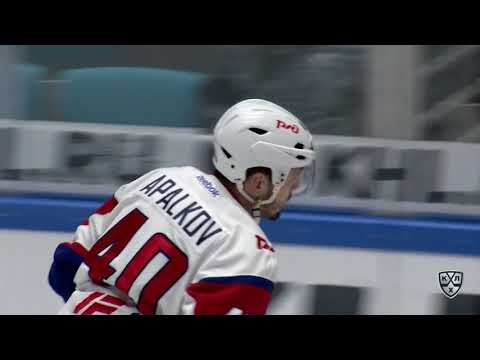 Lokomotiv 1 Barys 6, 27 September 2017 Highlights