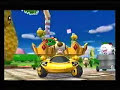 Mario Kart Double Dash - Mushroom Cup - 150cc