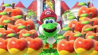 Super Mario Odyssey - All Yoshi Fruit Locations + Secret Yoshi Challenges