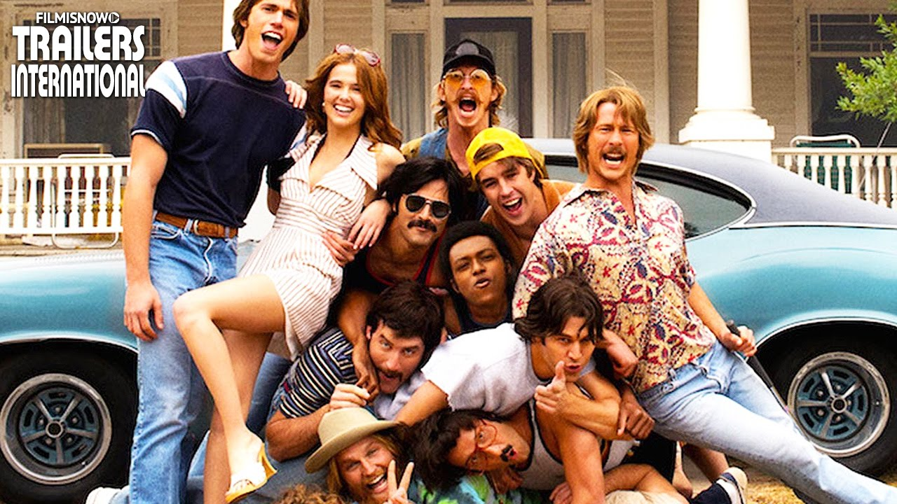 Jovens, Loucos e Mais Rebeldes!! de Richard Linklater | Trailer legendado [HD]