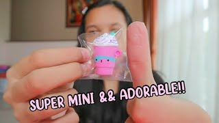 SQUISHY UKURAN JARI ?! | MY TOP 15 MINI SQUISHY