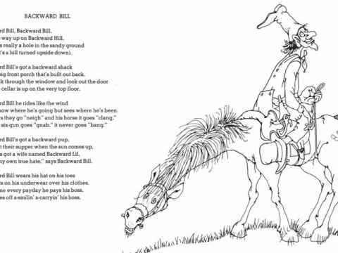 A Light In The Attic By Shel Silverstein Youtube