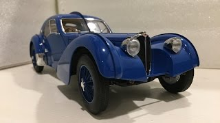 1/18 Autoart Bugatti 57S Atlantic 1938