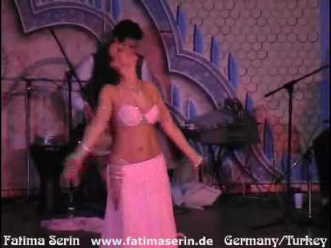 Belly Dance-Fatima Serin- 