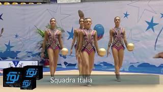 Torino - ITALIA vs USA - Bilaterale ind. e Sq. Senior GR