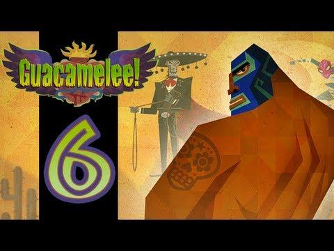 Let's Play Guacamelee - EP06 - Cut Scene!