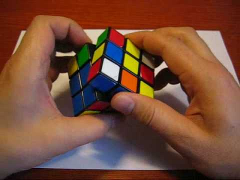 Ultimate Rubik's Cube solution tutorial