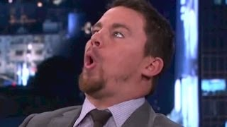Channing Tatum Funny Moments