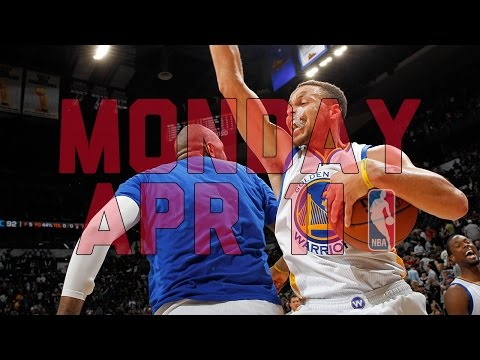 NBA Daily Show: Apr. 11 - The Starters