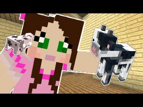 Minecraft: NEW ANIMALS!! (TONS OF NEW BREEDS!) Mod Showcase