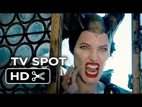 Maleficent TV SPOT - #1 Movie In The World (2014) - Angelina Jolie Movie HD