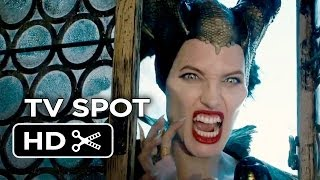 Maleficent TV SPOT - #1 Movie In The World (2014) - Angelina Jolie Movie HD