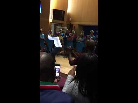 *NEW* Umoya Medley - Ayanda Shange & Joyous Celebration!