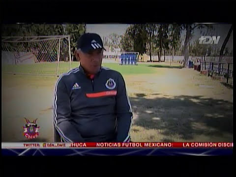 Entrevista de Chapis con Javier