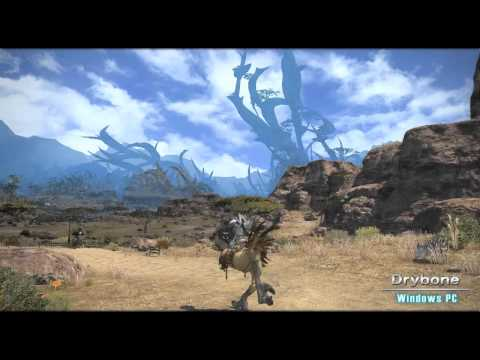 FINAL FANTASY XIV: A Realm Reborn - A Tour of Eorzea, Part 2
