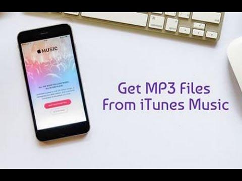 Apple Musik Songs zu mp3 konvertieren