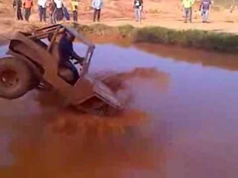 Rusty Track - Nirgua  2014 3