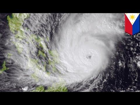 Mahigit isang milyong tao, naapektuhan ng Typhoon Hagupit sa Pilipinas!