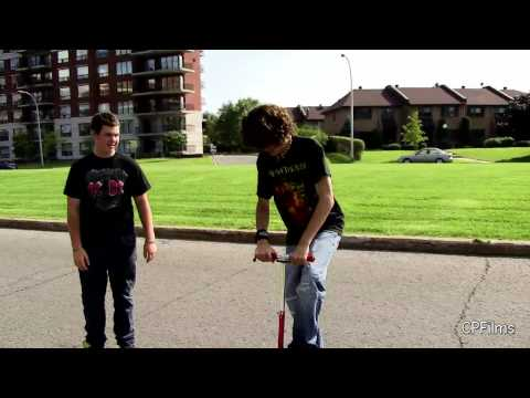 Sidewalk - The Magical Pogo Stick