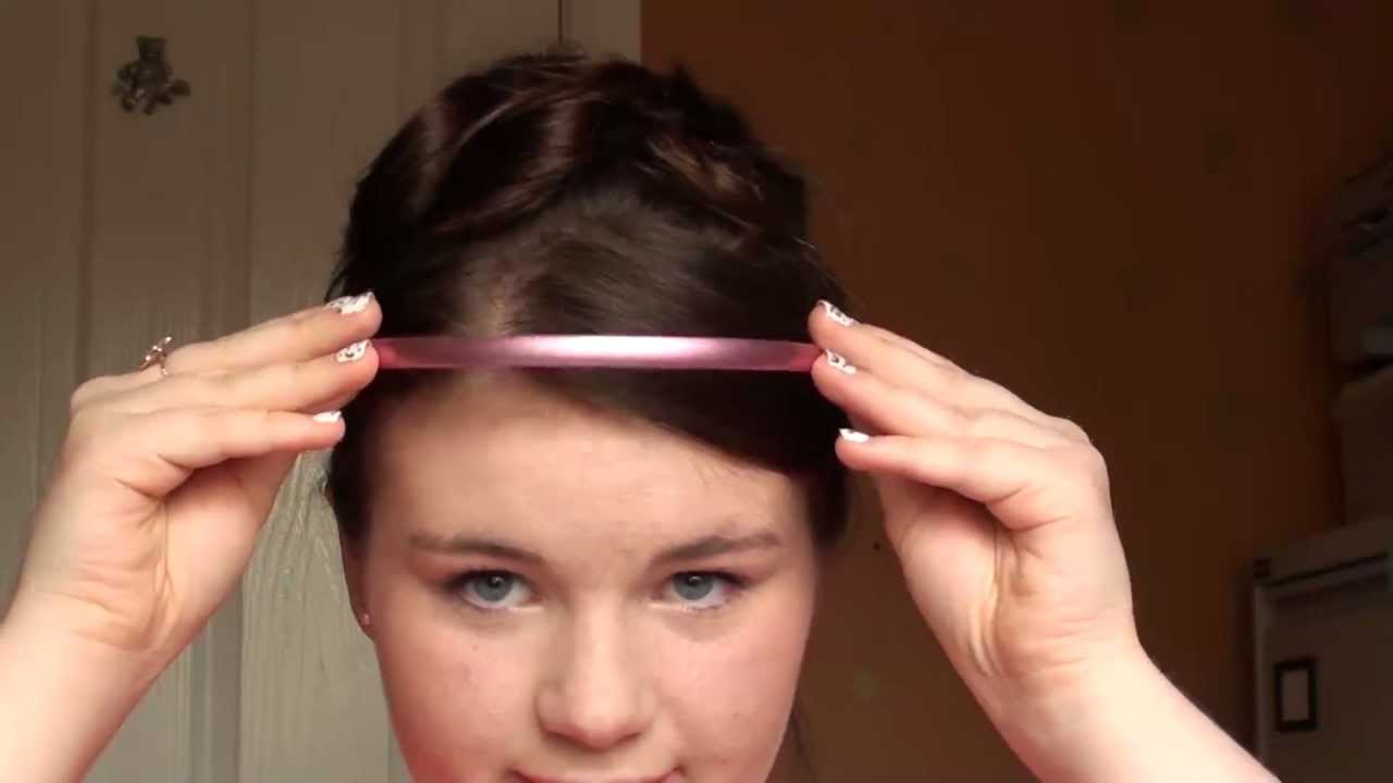 Downton Abbey Hair and Makeup Tutorial - Lavinia Swire - YouTube