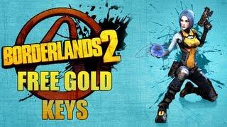 Borderlands 2: How to get gold keys legit - w/ Commentary