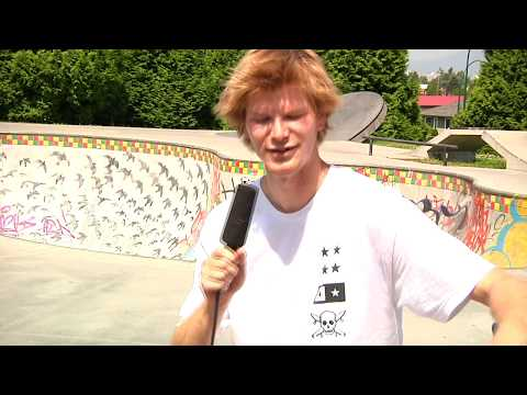 BCSkateparks.com - Park Check with Nick Moore