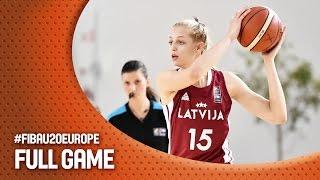 Польша до 20 : Латвия до 20