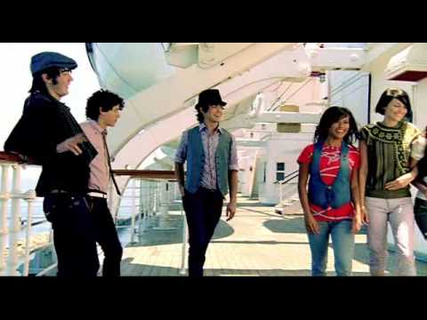 Jonas Brothers - Sos Music Video - Official (hq) video