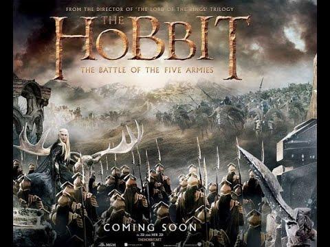 Hobbit 5 Ordunun Savaşı - Fragman Türkçe Altyazılı