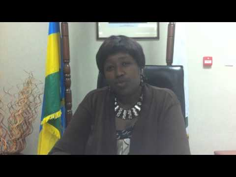Dr. Agnes Binagwaho, Global Burden of Disease 2010 Study