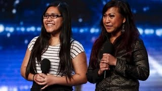 Ana and Fia (Audition - Britain's Got Talent 2016) - Legendado - [PT/BR]