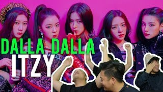 "FINALLY! ~ ITZY getting that ""DALLA DALLA"" (MV+Live Reaction)"