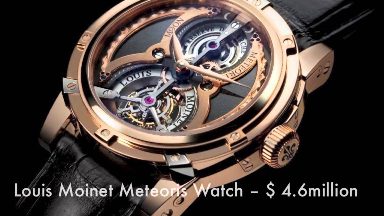 top 10 most expensive watches in the world 2015 hd