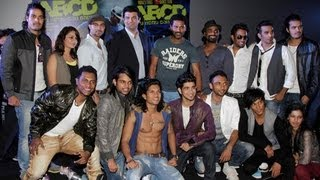 ABCD - AnyBody Can Dance - ABCD (Any Body Can Dance) Trailer Launch | Remo, Prabhu Deva, Dharmesh & Salman Khan - Uncut