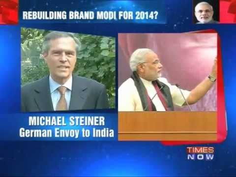 Modi assured EU: 'No repeat of 2002'