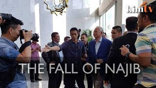Quickiepedia: The fall of Najib: The first 30 days