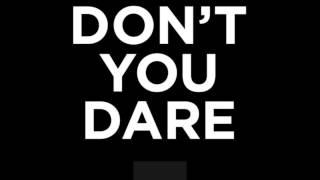 Watch Taio Cruz Dont You Dare video