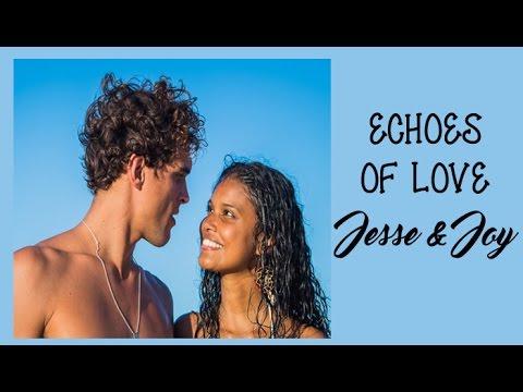 Jesse & Joy - Echoes Of Love (Tradução) Trilha Sonora Malhação (Pro dia Nascer Feliz) Tema de Joana