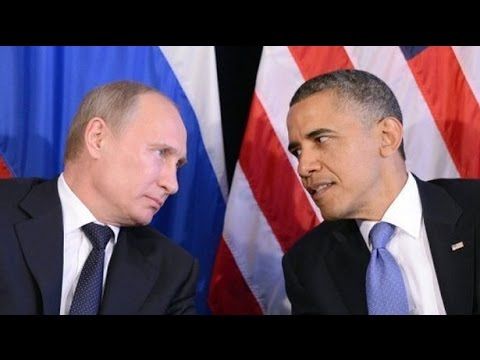 Fox News Has An Interesting Putin / Obama Theory: Obama Fears Putin!