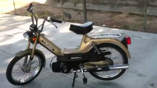 My Puch Maxi-II 2-Speed Moped (2/2)