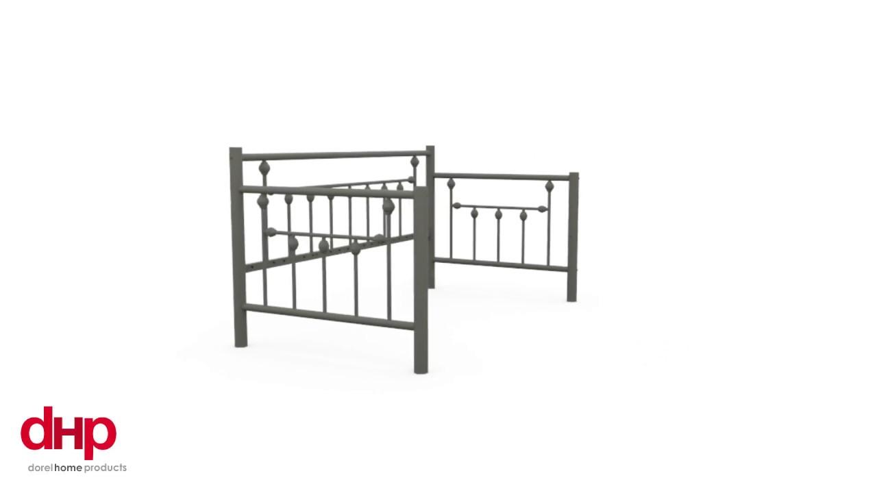 Invacare Manual Hospital Bed  Vitality Medical