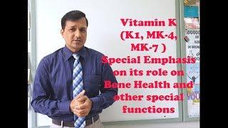 Vitamin K Part 2