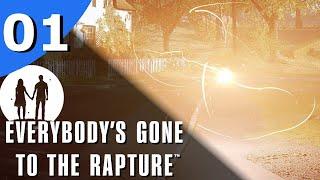 [ESP] Everybodys Gone to the Rapture - Dia 1 - Jeremy, Wendy y Frank