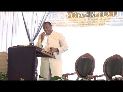 Apostolic Preaching - Releasing the Strongholds in Your Life: A Fortified Place
