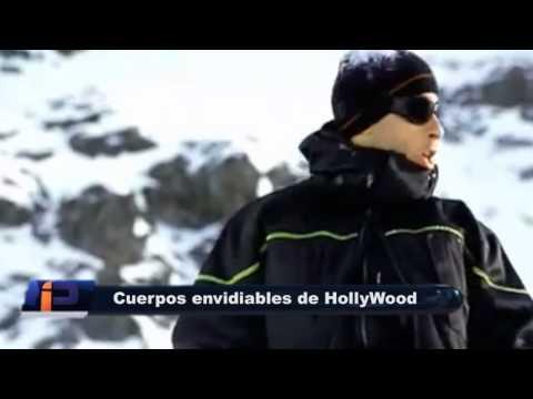 GALANES DE HOLLYWOOD, CUERPOS ENVIDIABLES